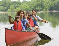 canoeing picture