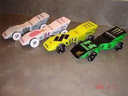 awana pinewood derby cars