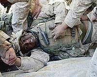 injured american soldiers