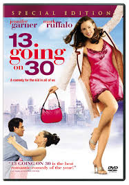 13 going on 30 dvd