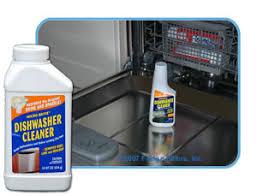 dishwashing cleaner