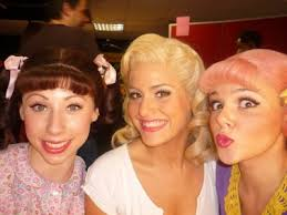 grease the musical cast