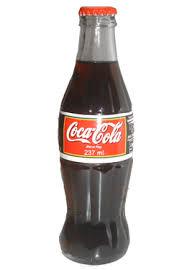 coke bottle photo