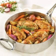 chicken vegetables