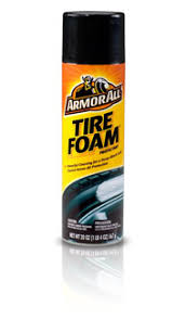 armor all tire foam