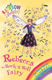 rebecca the rock n roll fairy