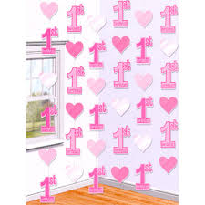girl party decorations