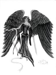 black angel images