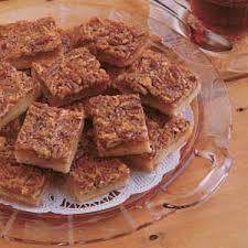 pecan squares recipes