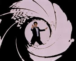 james bond film posters