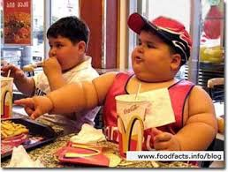 obesity in children pictures