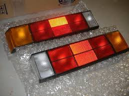 hella smoked tail lights