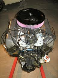 460 ford engines