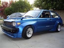 1982 starlet