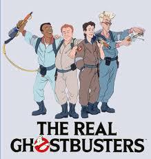 ghostbuster cartoons