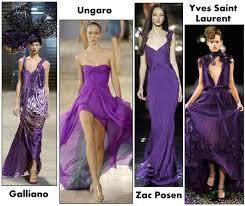 fashion purple