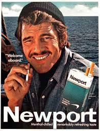 cigarette newport