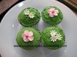 flower cupcake designs