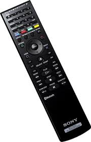 sony dvd remote controls