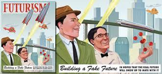 futurism poster