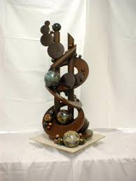 chocolate sculpture
