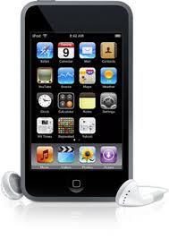 apple touch ipods