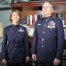 new air force uniform