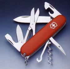 complete swiss army knife