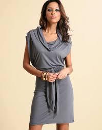 cowl neckline dresses