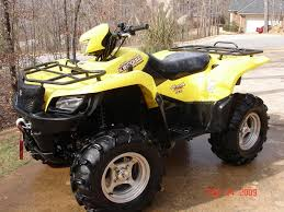2005 suzuki king quad 700