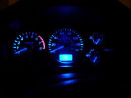 blue gauges