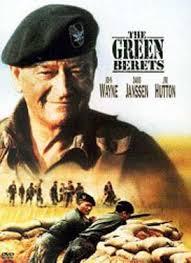 john wayne green beret