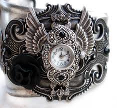 gothic cuffs