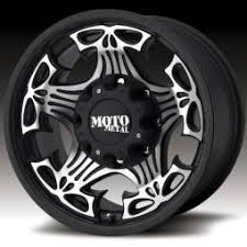 moto metal skull wheel