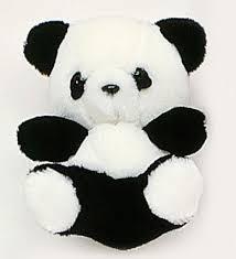 panda bear stuffed
