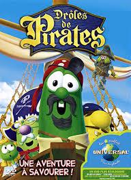 Drôles de pirates affiche