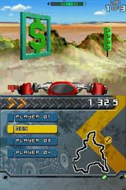 monster trucks nds