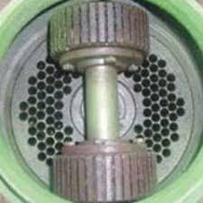 flat die pellet press