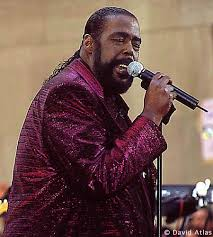 barry white photo