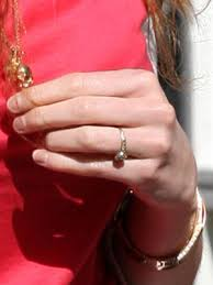 engagement finger