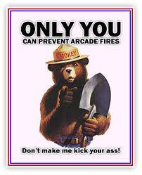 smokey the bear pictures