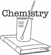 chemistry coloring book