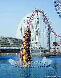 roller coasters ride