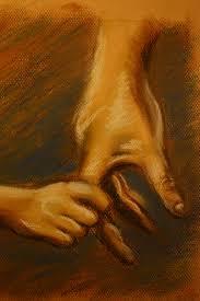pencil sketches of hands