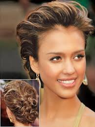 pictures of french twist