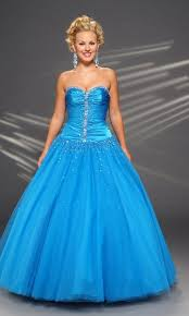 blue prom suits
