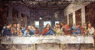 last supper artwork