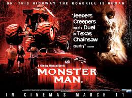 monster man dvd