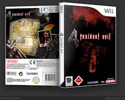 re4 wii edition