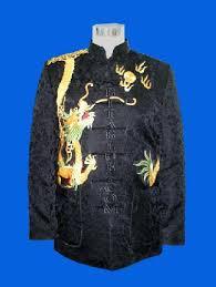 chinese style jacket